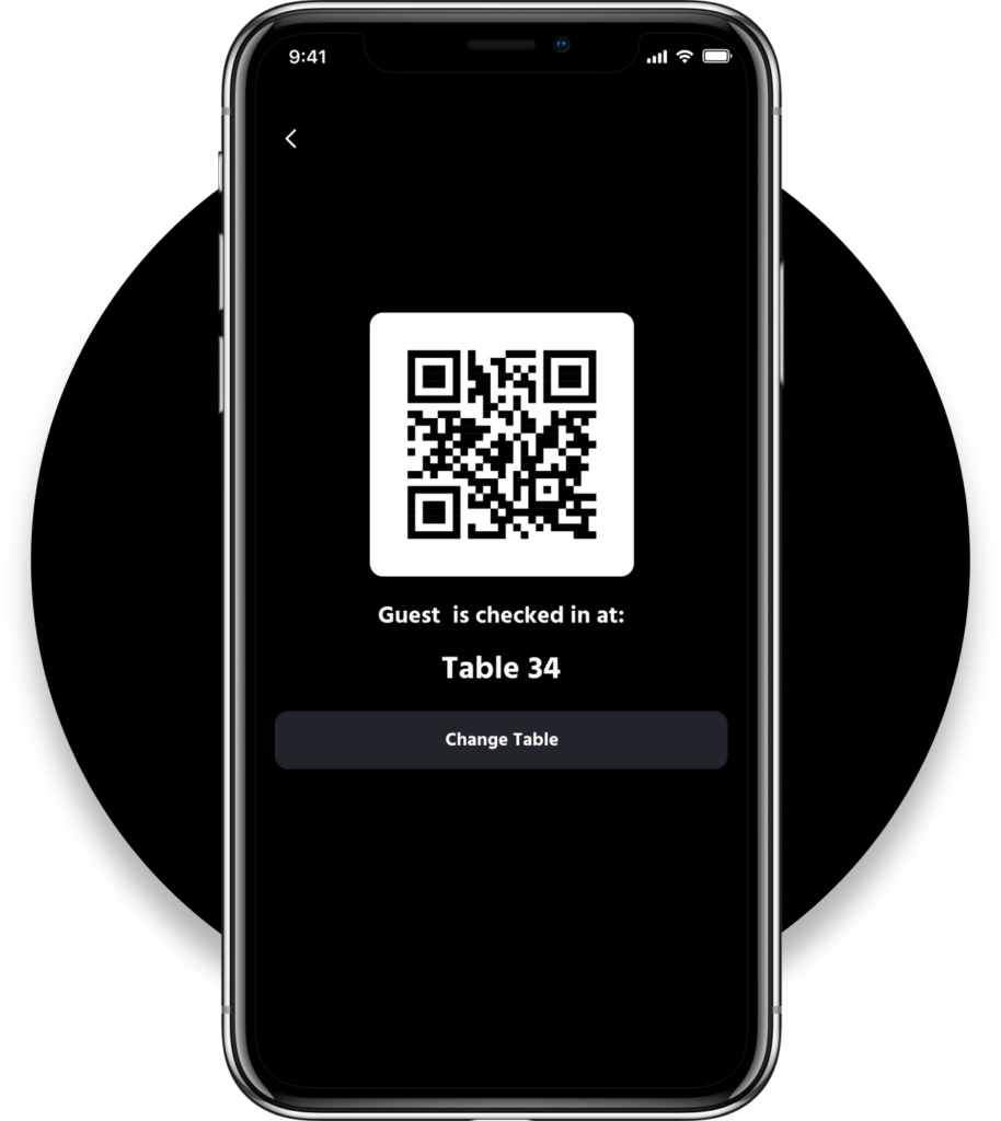Grid App: Table Check-in via QR-Code in Restaurants