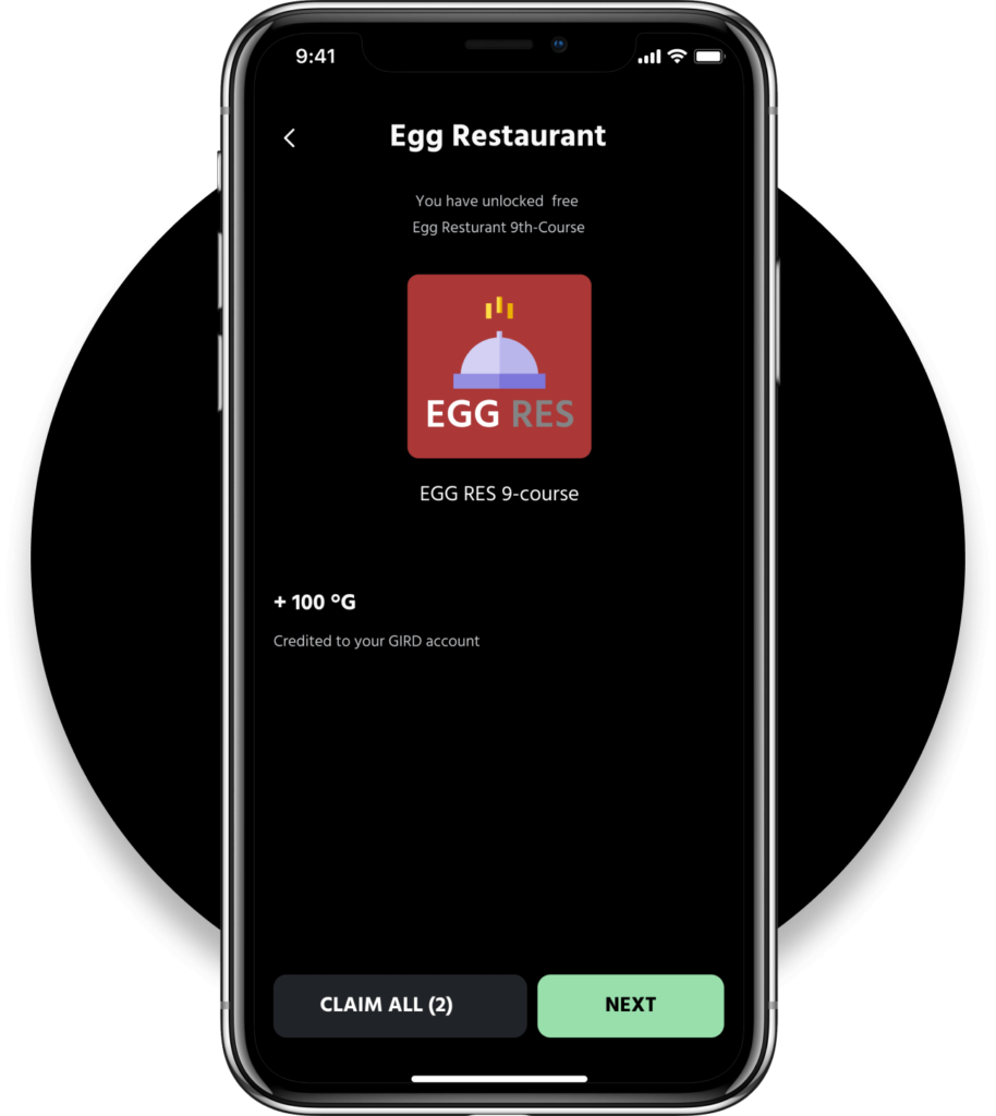 Grid App: Loyalty Programm for Customers
